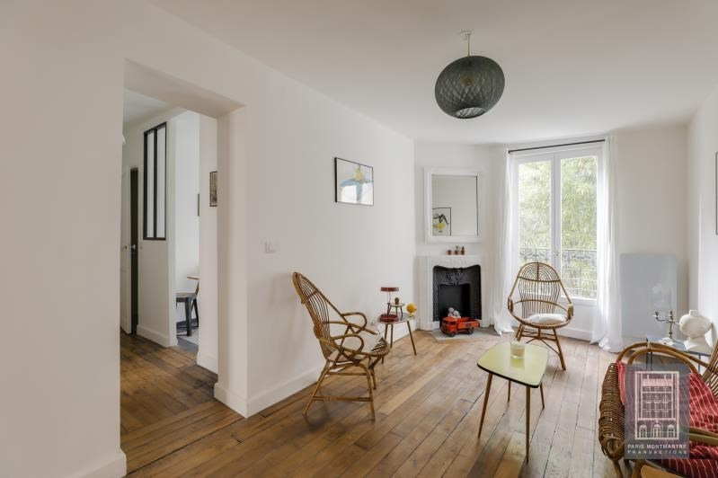 Vente appartement Paris 20ème 539000€ - Photo 1