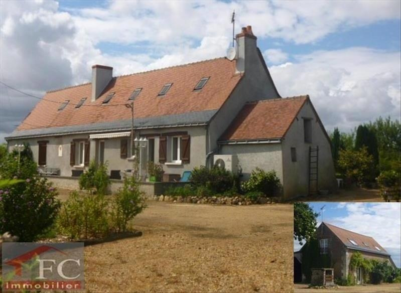 Sale house / villa St laurent en gatines 339990€ - Picture 1