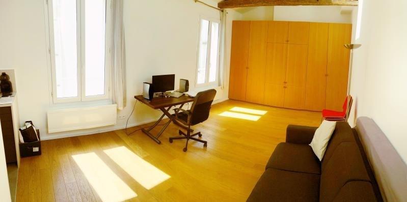 Vente appartement Paris 3ème 520000€ - Photo 2