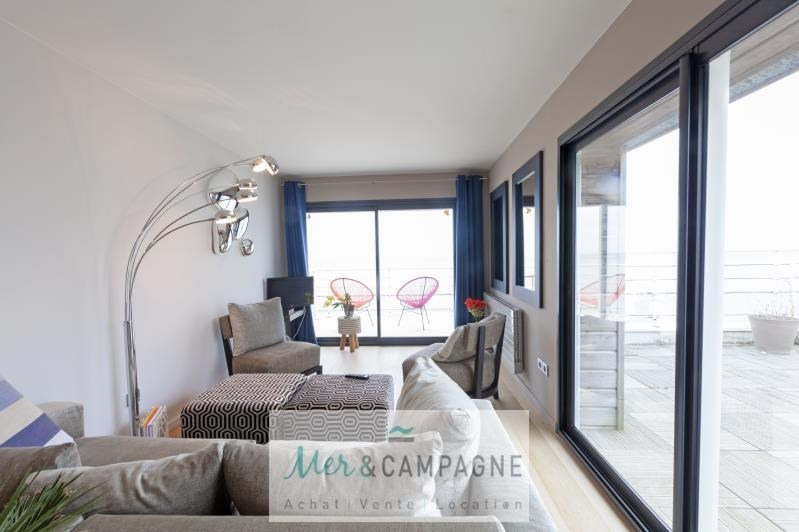 Vente appartement Fort lmahon plage 478 000€ - Photo 1
