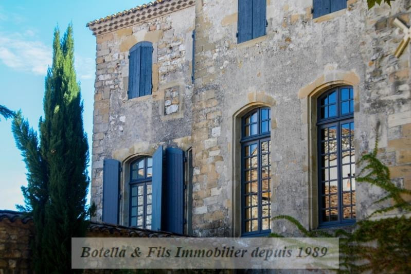 Deluxe sale chateau Uzes 1 948 000€ - Picture 16