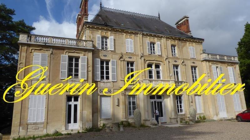 Deluxe sale chateau Varennes vauzelles 735000€ - Picture 1