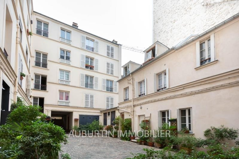 Vente appartement Paris 18ème 85 000€ - Photo 2