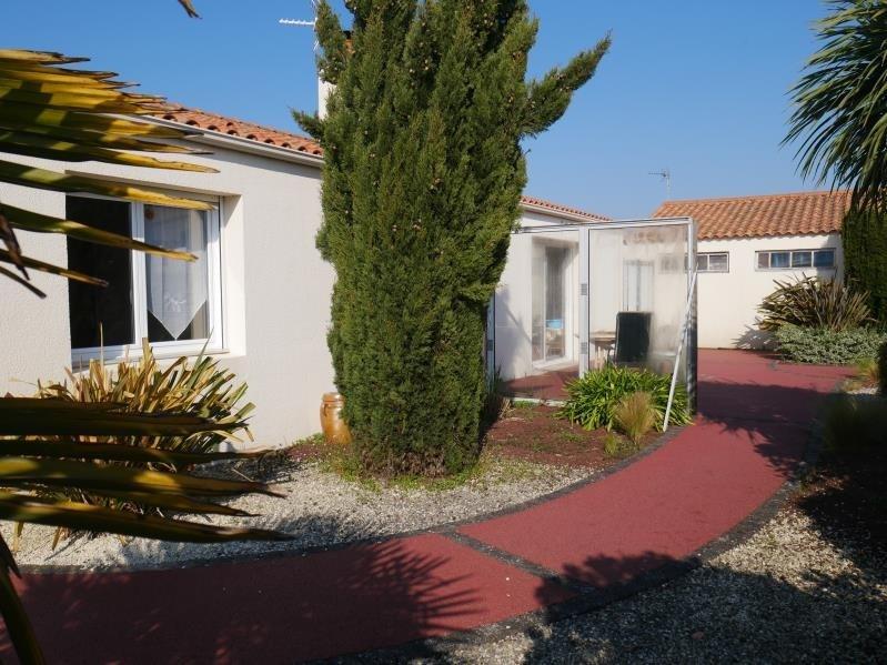 Vente maison / villa Jard sur mer 260000€ - Photo 1
