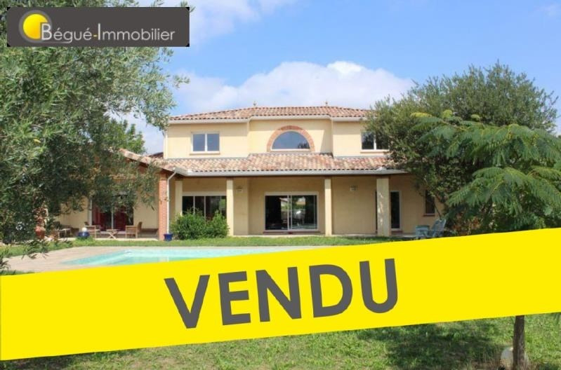 Deluxe sale house / villa Leguevin 645000€ - Picture 1