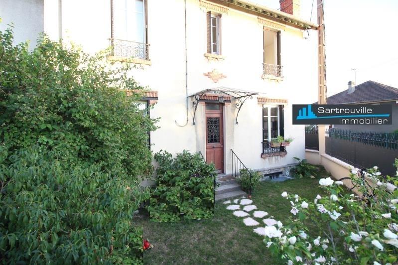 Revenda casa Sartrouville 549900€ - Fotografia 1