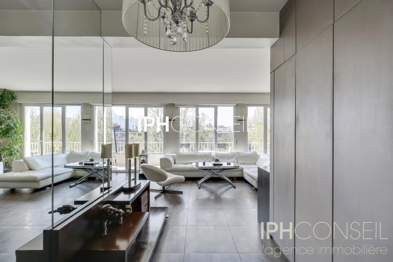 Vente de prestige appartement Neuilly sur seine 1290000€ - Photo 10