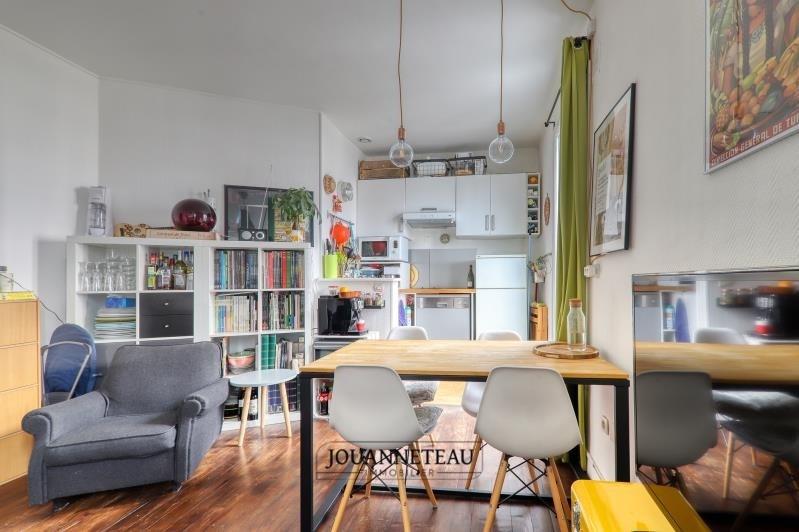 Vente appartement Vanves 299000€ - Photo 2