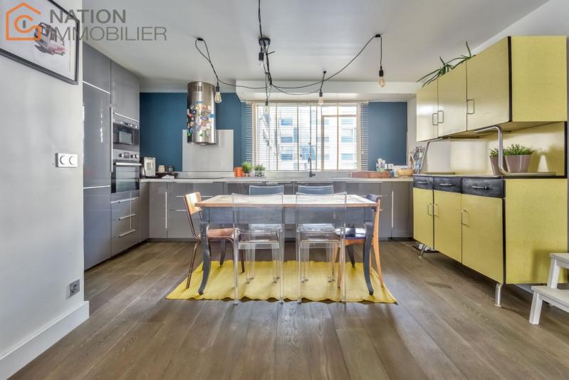 Vente de prestige appartement Paris 20ème 1039000€ - Photo 1
