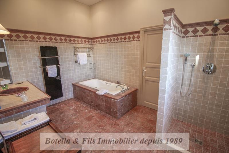 Vente de prestige maison / villa Uzes 1290000€ - Photo 8