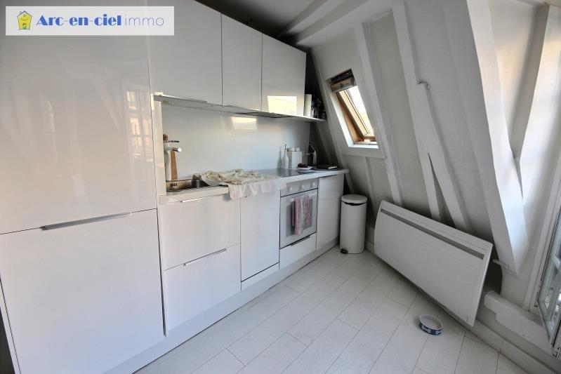 Verkoop  appartement Paris 2ème 485000€ - Foto 5
