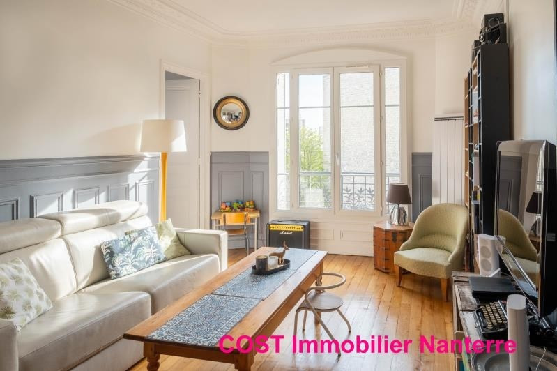 Verkoop  appartement Nanterre 335000€ - Foto 2