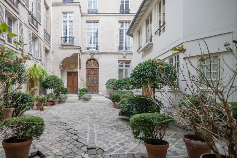 Vente appartement Paris 3ème 610000€ - Photo 2