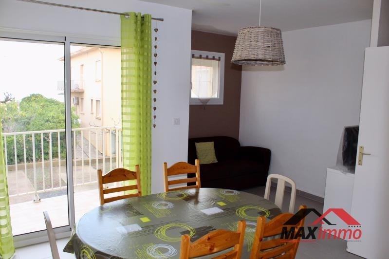 Vente appartement Valras plage 196500€ - Photo 1