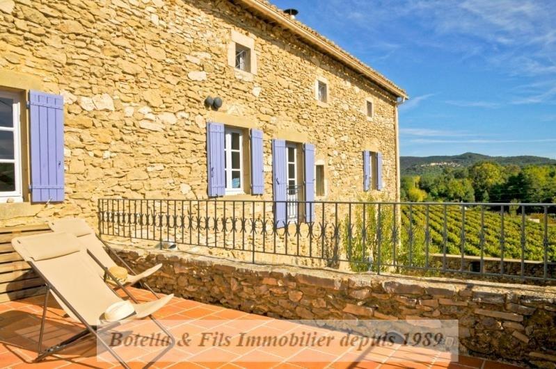 Verkoop  huis Goudargues 294000€ - Foto 16
