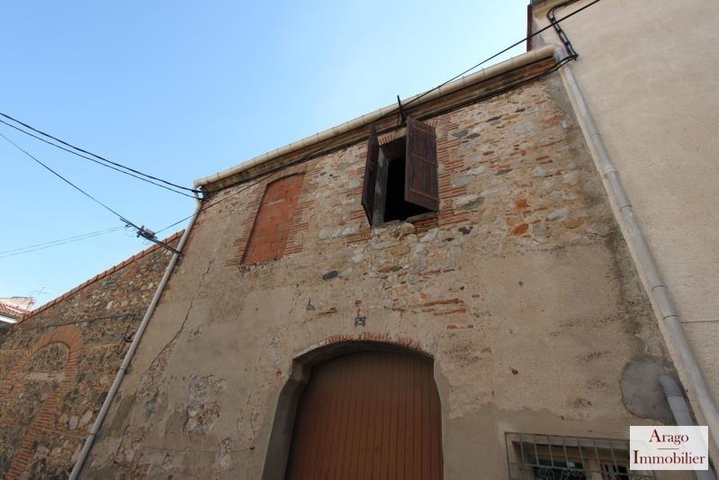 Vente maison / villa Rivesaltes 70600€ - Photo 1