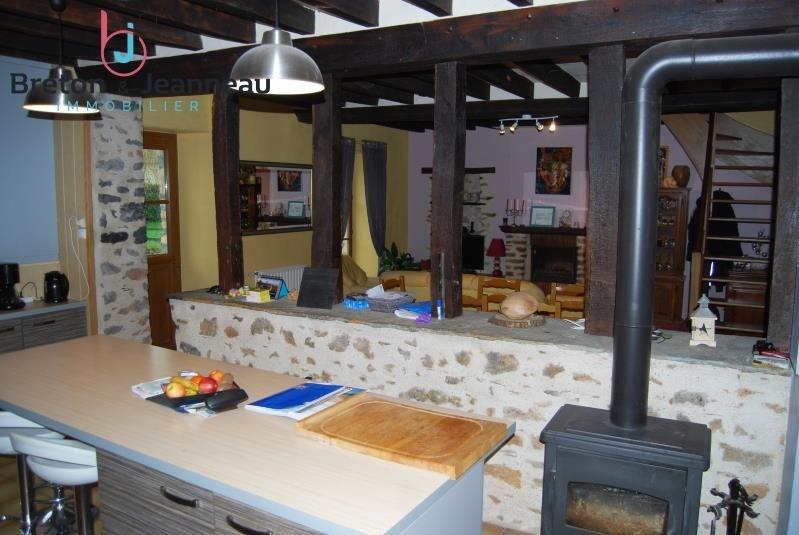 Vente maison / villa St denis du maine 218400€ - Photo 7