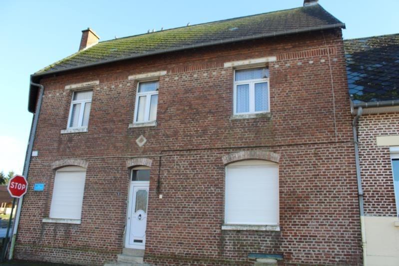 Vente maison / villa Vaulx vraucourt 108600€ - Photo 1