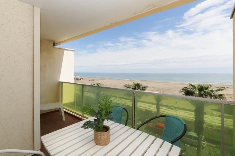 Sale apartment Canet plage 119500€ - Picture 1