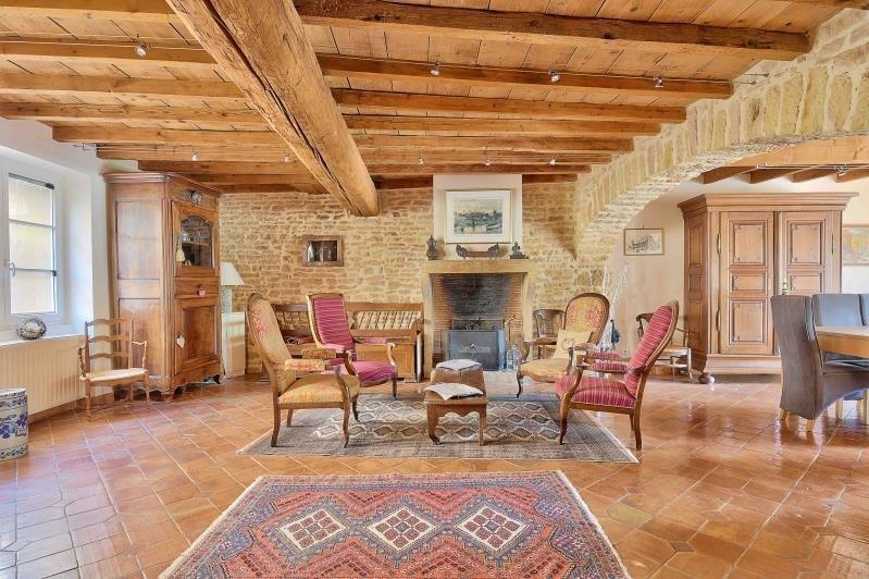 Sale house / villa Ville-sur-jarnioux 510000€ - Picture 4