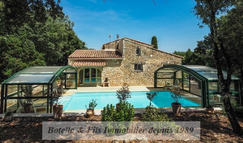 Verkoop van prestige  huis Uzes 677000€ - Foto 1