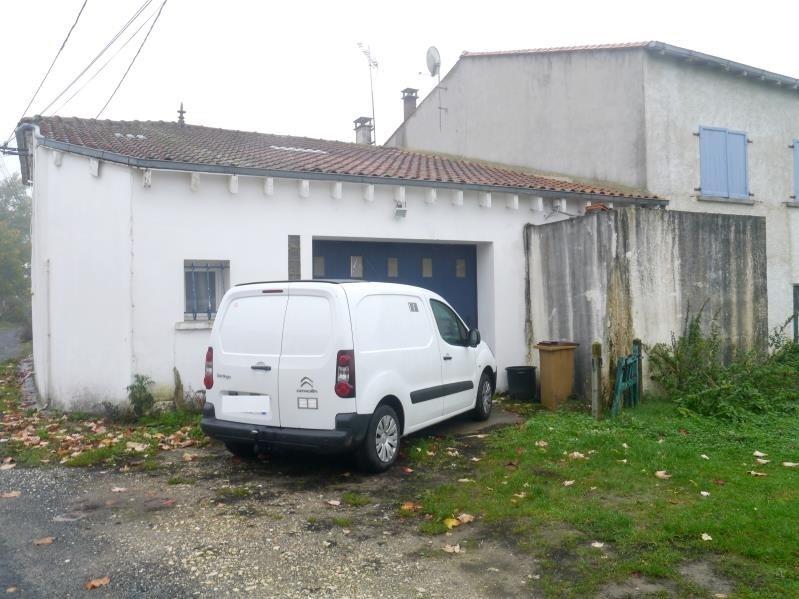 Sale house / villa Pons 117700€ - Picture 9
