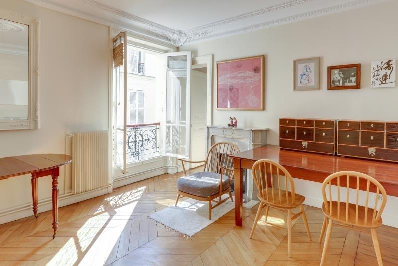 Verkoop  appartement Paris 7ème 834000€ - Foto 2