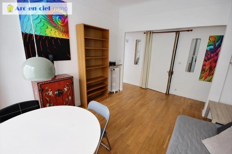 Verkoop  appartement Paris 15ème 449000€ - Foto 3