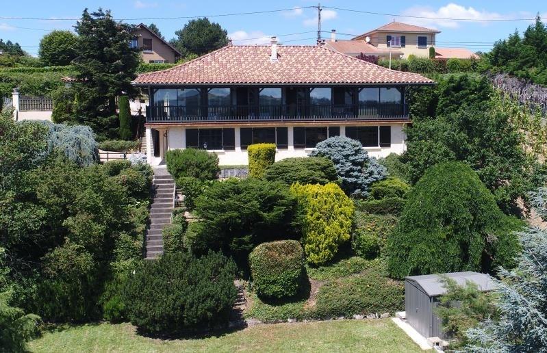 Revenda casa Saint cyr sur le rhône 430000€ - Fotografia 1