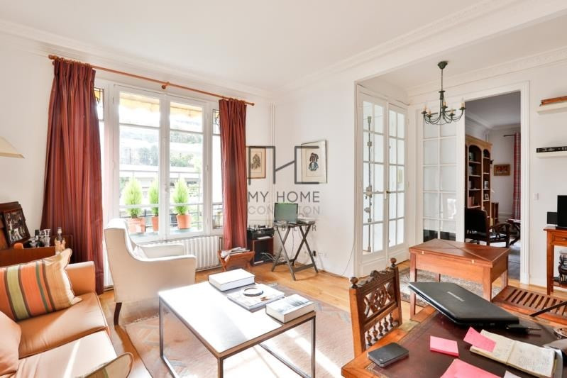 Sale apartment Paris 16ème 599 000€ - Picture 3