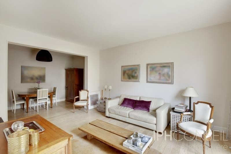 Deluxe sale apartment Neuilly sur seine 1 060 000€ - Picture 1