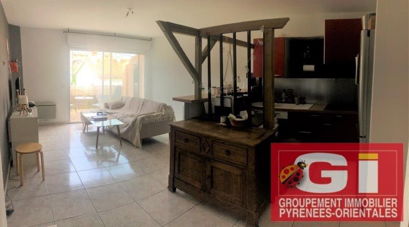 Rental apartment Perpignan 530€ CC - Picture 1