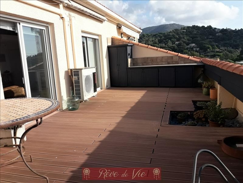 Sale apartment Bormes les mimosas 395 000€ - Picture 4