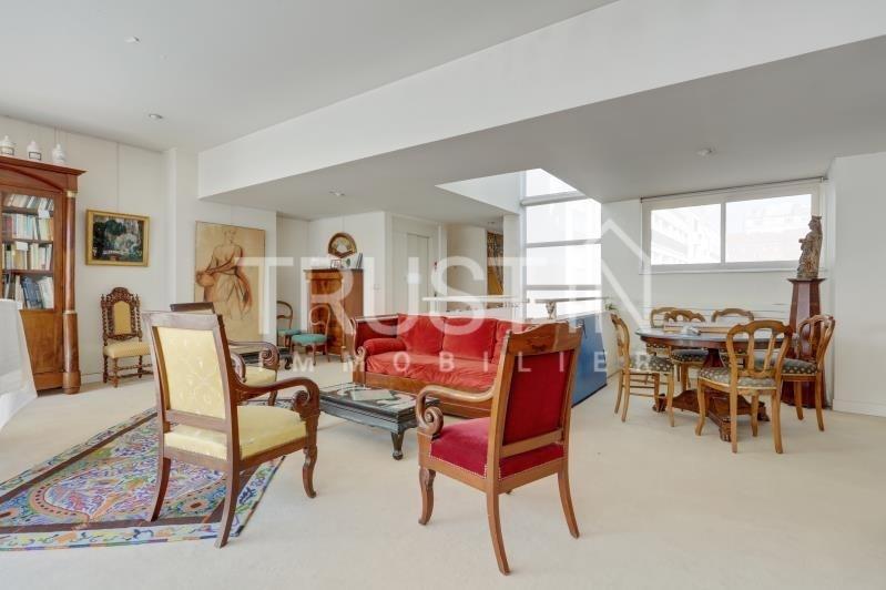 Vente de prestige appartement Paris 15ème 2800000€ - Photo 4