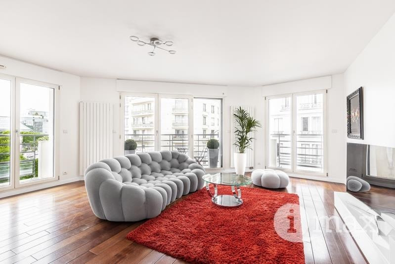 Vente de prestige appartement Levallois 1 130 000€ - Photo 1