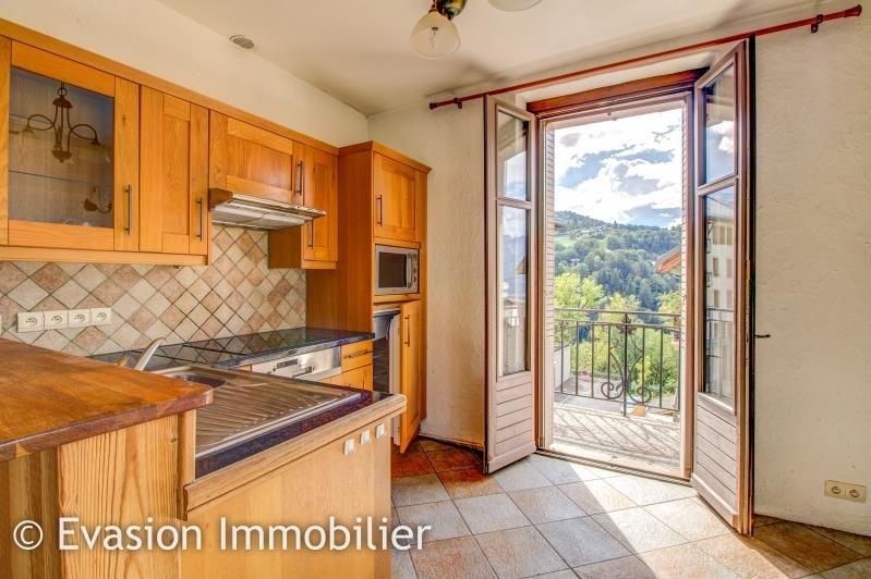 Sale apartment St gervais les bains 129000€ - Picture 2