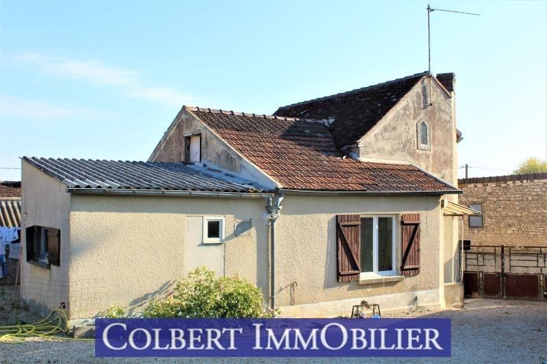 Sale house / villa Epineau les voves 118000€ - Picture 1