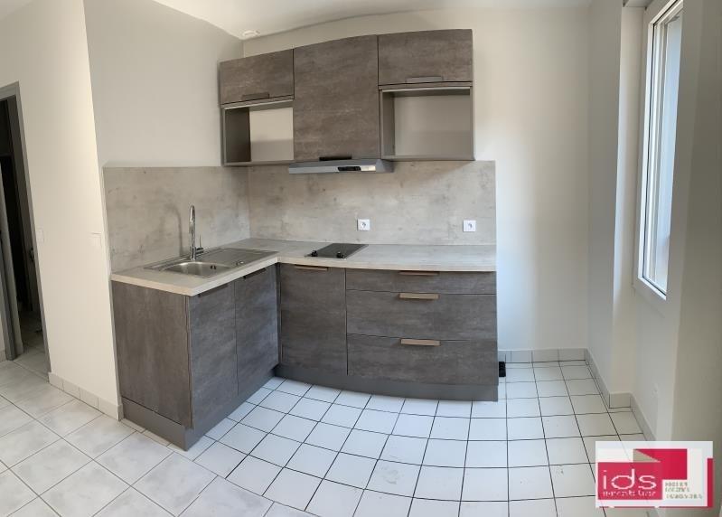Locação apartamento Pontcharra 399€ CC - Fotografia 4
