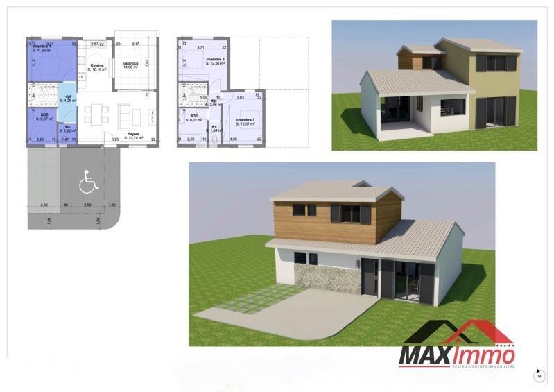 Vente maison / villa Ravine des cabris 305000€ - Photo 3