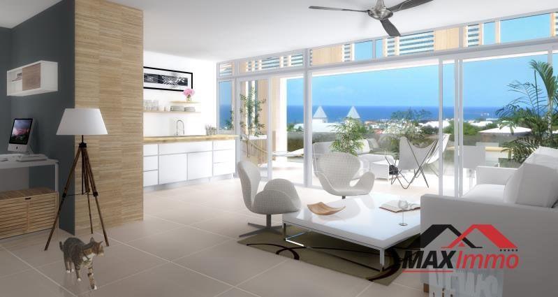 Vente appartement Saint pierre 245000€ - Photo 1