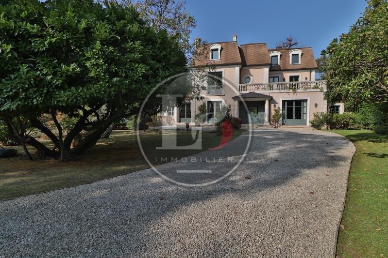 Revenda residencial de prestígio casa Le vesinet 3190000€ - Fotografia 15