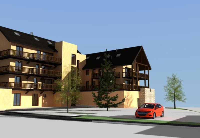 Sale apartment Saint-lary-soulan 254200€ - Picture 3
