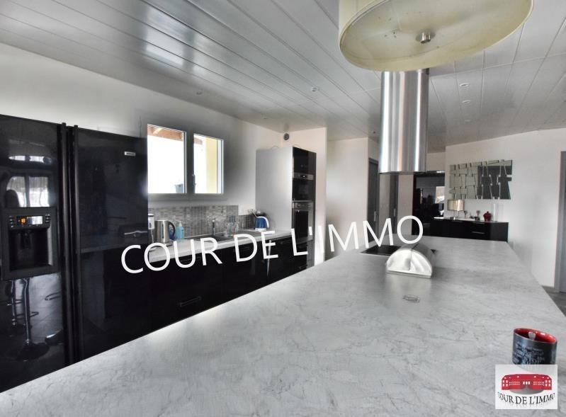 Vente de prestige maison / villa Faucigny 670000€ - Photo 3