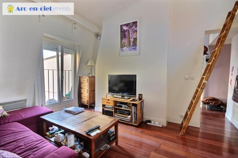 Vente appartement Paris 18ème 440000€ - Photo 6
