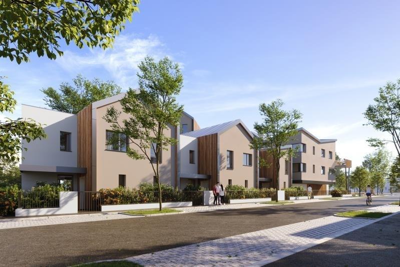 Sale apartment Lingolsheim 228000€ - Picture 2