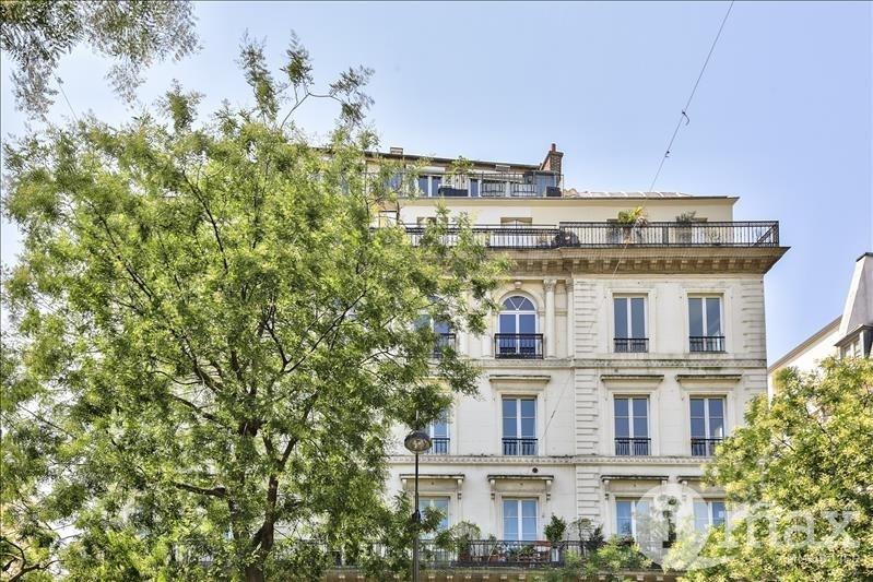 Vente de prestige appartement Paris 2ème 1040000€ - Photo 10
