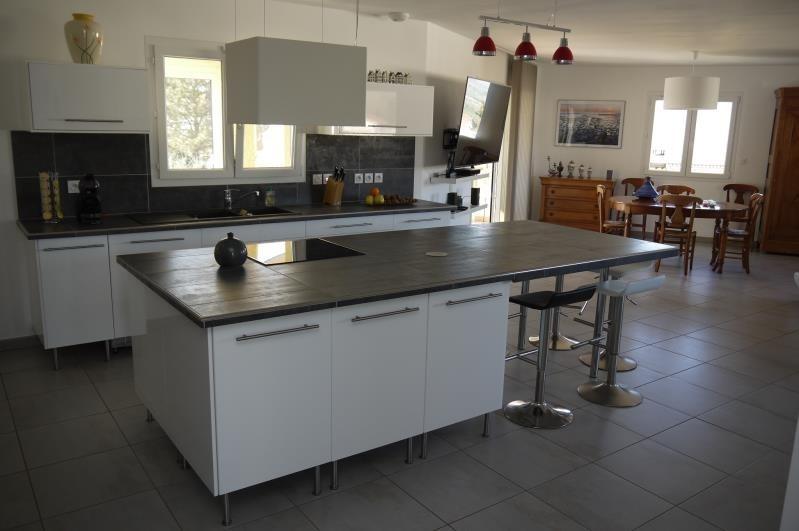 Sale house / villa Les cotes d'arey 428000€ - Picture 8