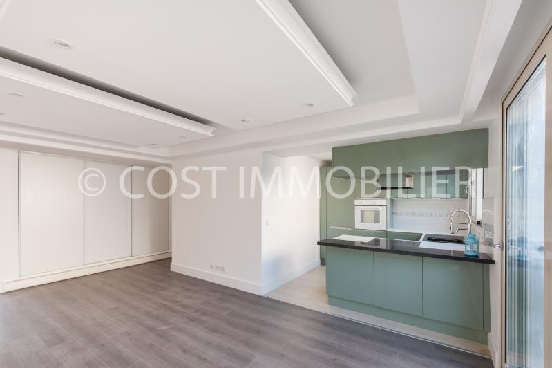 Revenda apartamento Asnieres sur seine 491000€ - Fotografia 1