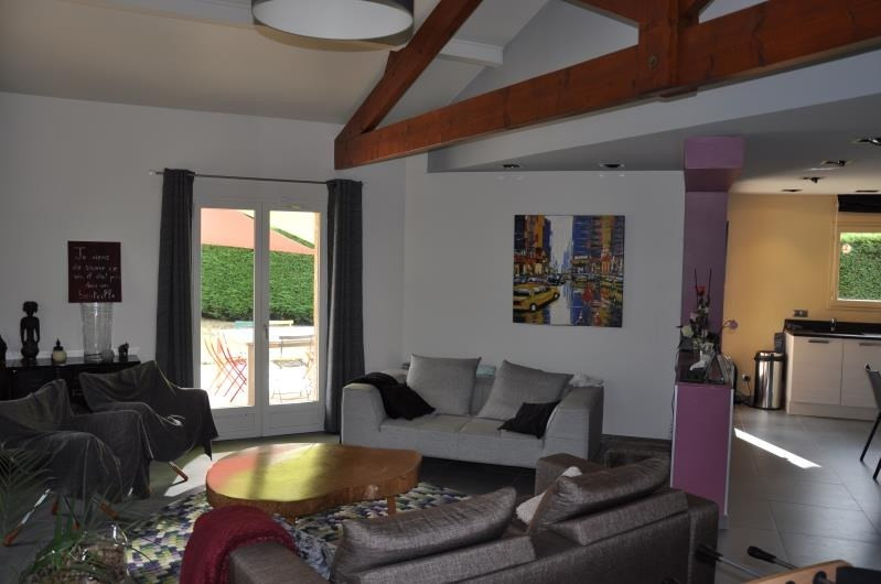 Vente maison / villa St germain sur l arbresle 495000€ - Photo 7