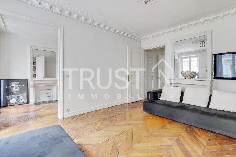 Vente de prestige appartement Paris 8ème 1045000€ - Photo 1